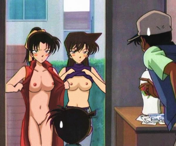 Detective Conan Cartoon Sex